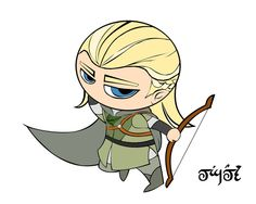 Legolas Returns