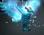fenix azul