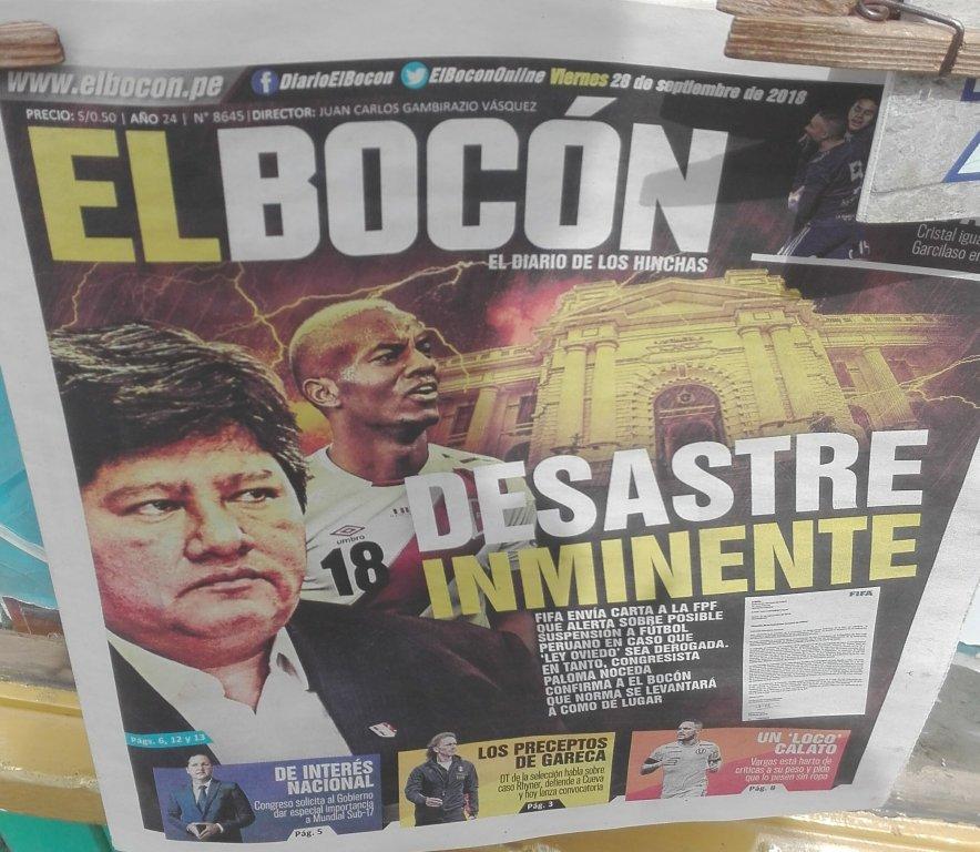 El Bocon Hoy Foros Perú
